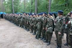 Obóz integracyjno - szkoleniowy w Próchnówku