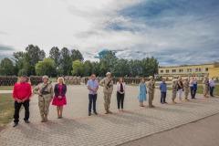 Przysięga Wojskowa żołnierzy służby przygotowawczej