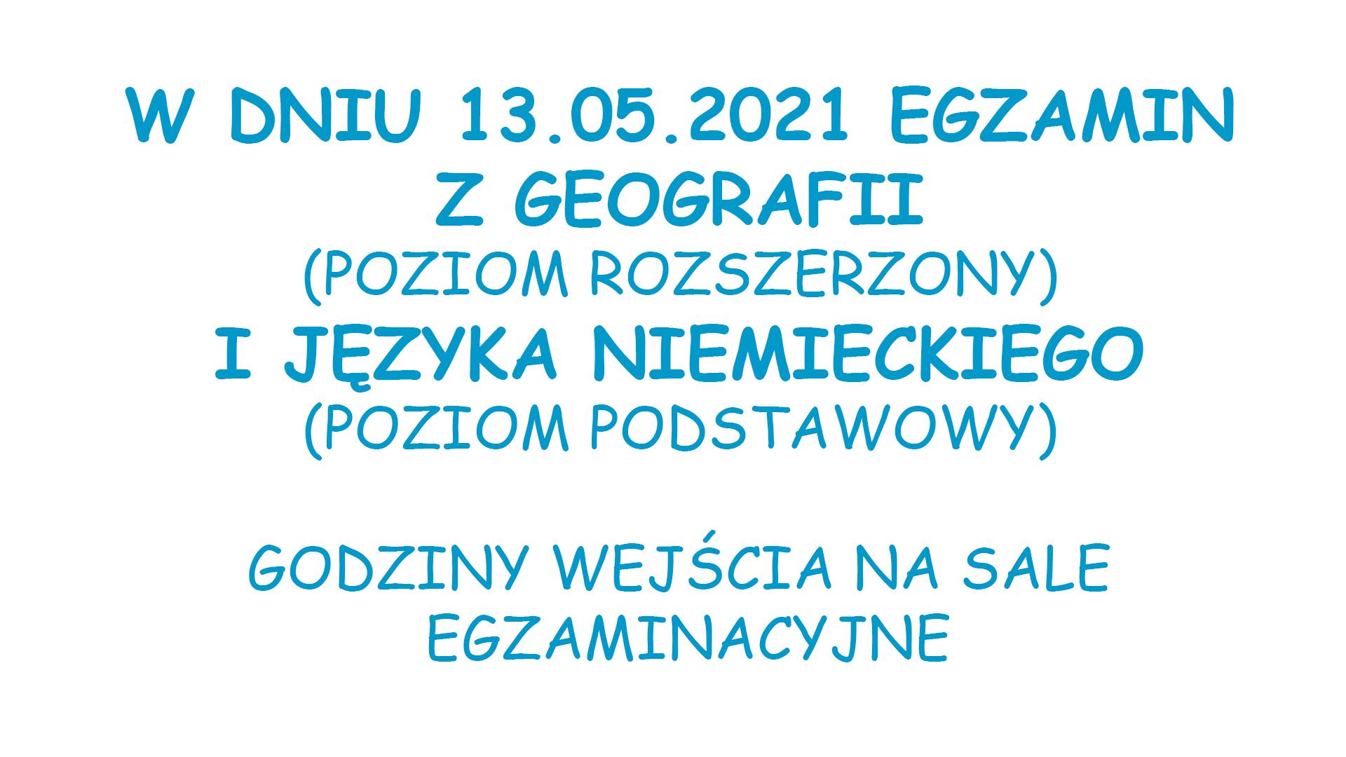 EGZAMIN13.05